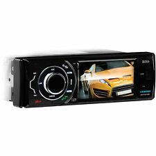 "Boss Bv7949b Car Dvd Player - 3.6"" Touchscreen Lcd - Single Din - Dvd Video -"