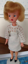 Vintage Pedigree Sindy 1963 First England in ORIGINAL  Mamselle Crochet Time