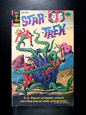 COMICS: Gold Key: Star Trek #29 (1975) - RARE (batman/man from uncle/flash)