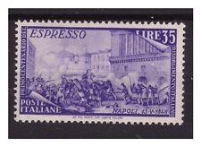 ITALIA 1948 - RISORGIMENTO  ESPRESSO Lire  35   NUOVO  **