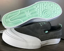 NEW adidas SKATEBOARDING MATCH COURT SLIP-ON ADV SHOES size 10.5 $60 B27337