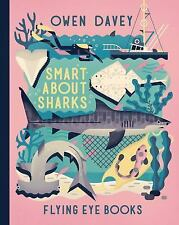Smart about Sharks (2016, Hardcover)