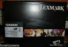 New ! Genuine  Lexmark T520 T522 X520 X522  Toner cartridge 12A6830