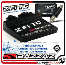 Bazzaz Z-Fi TC Quick Shift + Fuel + Traction Control x Triumph Speed Triple ABS