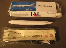 "Japan Airlines JAL Sky Cruiser model plane, 6 1/2"" in box"