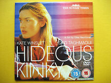 HIDEOUS KINKY, A THE SUNDAY TIMES NEWSPAPER PROMOTION (1 DVD)