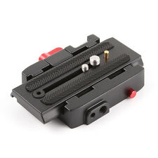 P200 Quick Release Clamp Base Plate fr Manfrotto 577 501 701 500 503 Q5 Ballhead