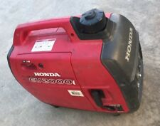 OBO HONDA EU SERIES 2000-WATT PORTABLE INVERTER GENERATOR EU2000I QUIET!! #1