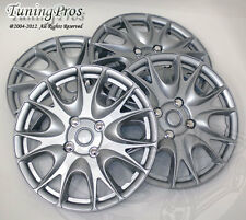 "4pcs Wheel Cover Rim Skin Covers 15"" Inch, Style 533 15 Inches Hubcap Hub Caps"
