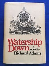 WATERSHIP DOWN - FIRST AMERICAN EDITION BY RICHARD ADAMS
