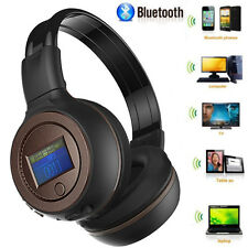 B570 Wireless Bluetooth Music Stereo Headphone Headset With Microphone SD Slot