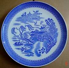 Spode Danbury Mint Collector Plate MANDARIN From THE WILLOW PATTERN SERIES