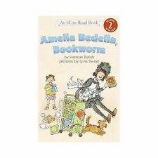 AMELIA BEDELIA, BOOKWORM  Herman Parish~2005, Paperback~NEW~I CAN READ! LEVEL 2