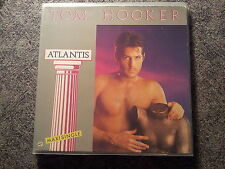 Tom Hooker/ Den Harrow - Atlantis 12'' Disco Vinyl