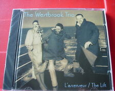 The Westbrook Trio L' ascenseur/The Lift CD NEW SEALED 2002 Jazz Mike/Kate