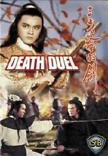 Death Duel (DVD, 2005) Shaw Brothers LIKE NEW