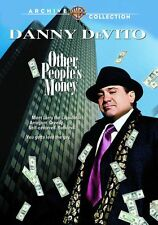 OTHER PEOPLE'S MONEY (1991 Danny DeVito) - Region Free DVD - Sealed