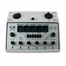 KWD 808 I Electric Acupuncture Physiotherapy Machine Health Device Massager New