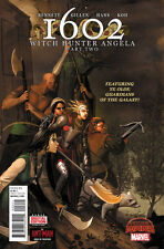 1602 WITCH HUNTER ANGELA (2015) #2 VF/NM SECRET WARS