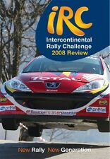 IRC Intercontinental Rally Challenge - Official review 2008 (New DVD) Vouilloz