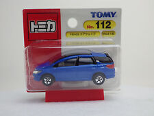 HONDA AIRWAVE  Blue  1:62 №112 TOMICA / TOMY NEW