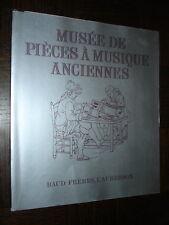 MUSEE DE PIECES A MUSIQUE ANCIENNES - Baud Frères - L'Auberson - Suisse