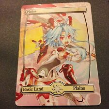 Custom Made Full Art Magic the Gathering Pinball Girl EDH Card