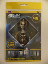 Dr Who Silurian Kitt-O Series 1 Collectors Construction Figure
