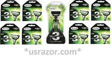 41 Personna Magnum3 Razor Blade Refill Cartridge Cheaper than Gillette Shaver