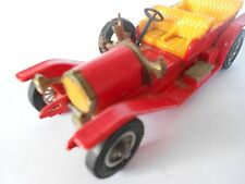 TOY CAR - SIMPLEX - MATCHBOX MODELS OF YESTERYEAR - RED
