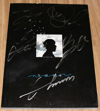 B.A.P BAP NOIR 2ND ALBUM K-POP REAL SIGNED AUTOGRAPHED PROMO CD