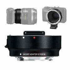 New EF-EOS M Mount Adapter Ring For Canon EF Lens To EOS M Camera M2 M10 M3