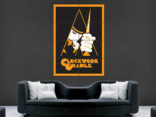 CLOCKWORK ORANGE POSTER TV FILM  CLASIC WALL LARGE IMAGE GIANT