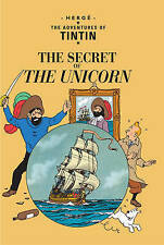The Adventures of Tintin: Le Secret de la Licorne by Herge (HB 1959) French Ed.