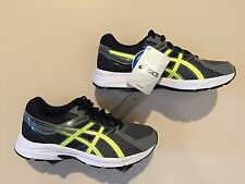 ASICS Men's Shoes Gel Contend 3 Carbon/Flash Yellow/Black - Size 9.5