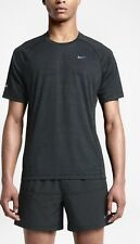 Nike Printed Miler Dri-Fit Men's Running Top (M) 644335 008