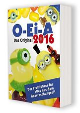 Der O-Ei-A 2016 - Figuren, Spielzeug, alles drin! - Hier PORTOFREI bestellen!!