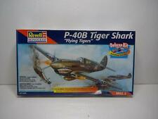 P-40B Tiger Shark Flying Tigers 1:48 Model Kit 85-6650 SEALED