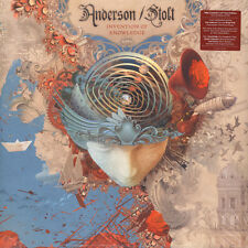 Anderson / Stolt - Invention Of Knowledge (Vinyl 2LP+CD - 2016 - EU - Original)