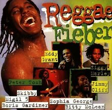 Reggae Fieber (30 tracks, Disky) Peter Tosh, Black Slate, Dennis Brown,.. [2 CD]
