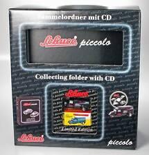 Schuco 01664 Piccolo Sammelordner mit Sondermodell Tempo OVP neu
