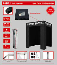 EURMAX 5x5 Photo Booth For Sale - The Super Portable Photo Booth | Free Shipping