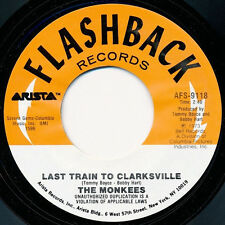 MONKEES THEME/CLARKSVILLE flashback single  reissue MINT