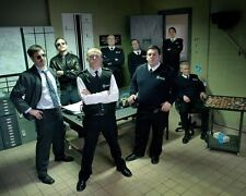 Hot Fuzz [Cast] (26000) 8x10 Photo