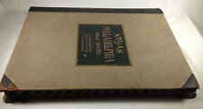 ATLAS OF PHILADELPHIA 42nd WARD, G. W. BROMLEY, 1923, FOLIO