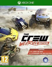 Xbox One The Crew Wild Run Edition Nuevo Precintado Pal España