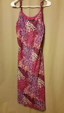 Summer SPOILED GIRL Stretchy M MADE in USA Dress With Lace    SB8