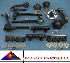 14 pcs Front end kit Tie rods Idler Pitman Joint Links Sleeve 12 month warranty