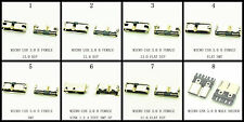 8 x MICRO CONECTOR USB 3.0 SMD SMT B FEMALE USB MICRO JACK PIN 10 Musbb-g3.0