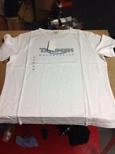 Triumph Ladies ' Triumph' Logo White T-shirt Size XXXL NEW